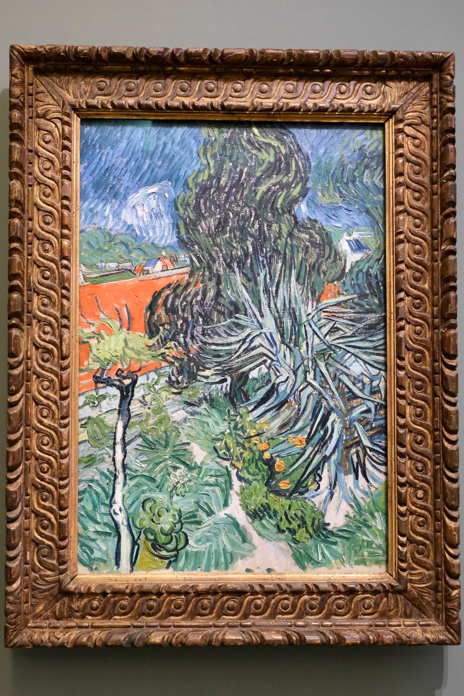 Musée d'Orsay post-impressionism