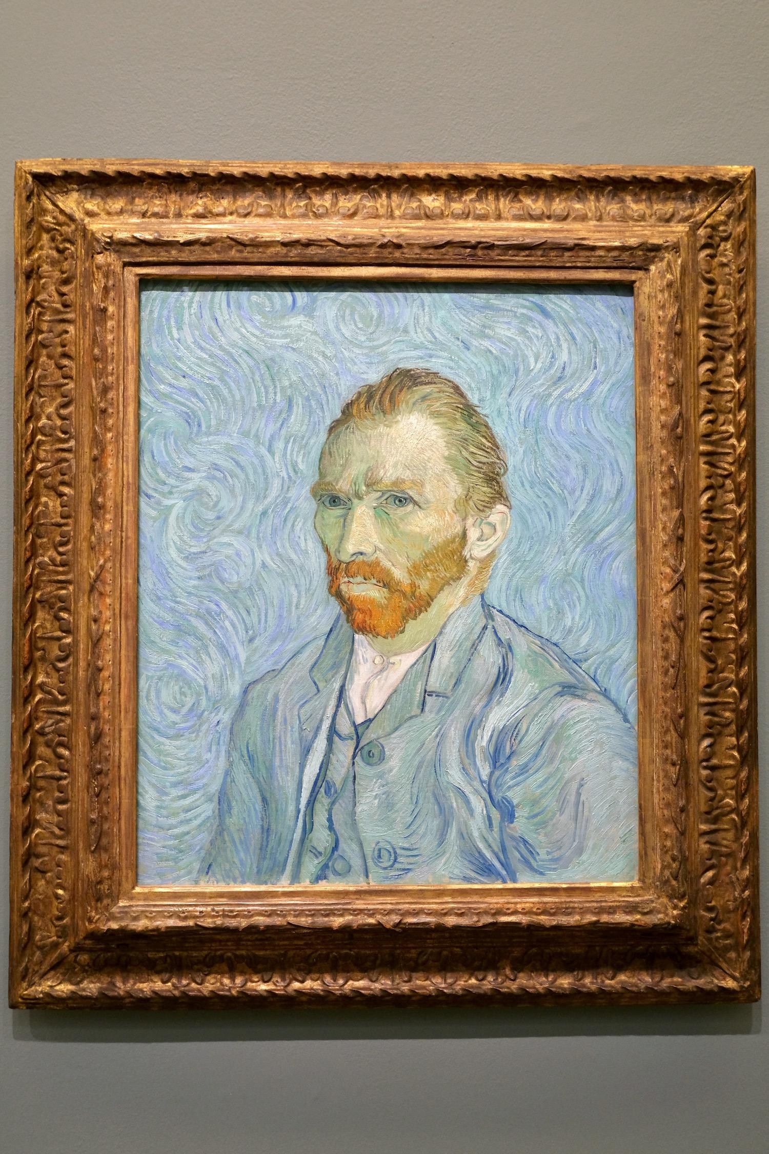 Post-Impressionism Musée d'Orsay Van Gogh