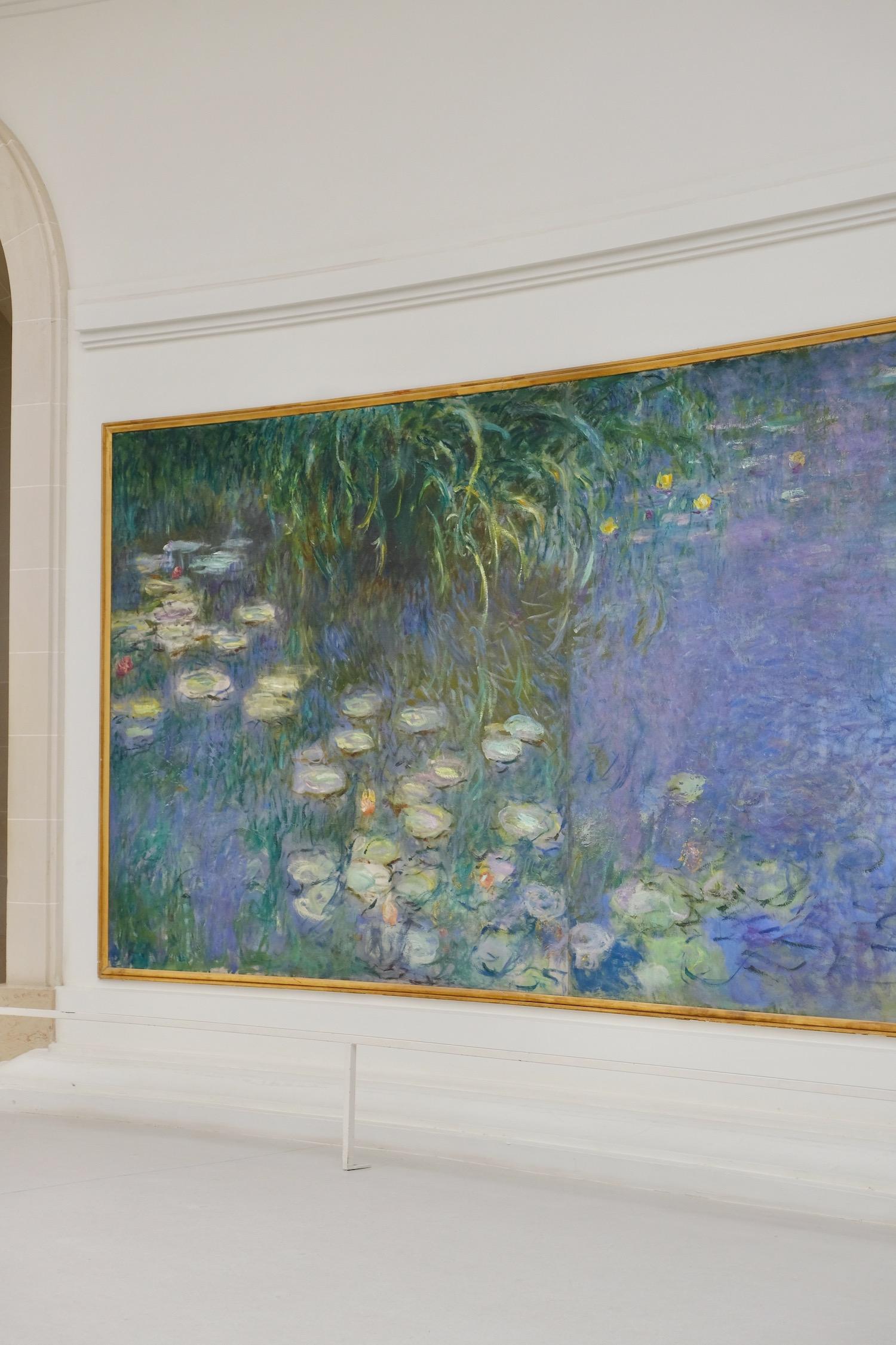 Les Nymphéas Musée de l'Orangerie
