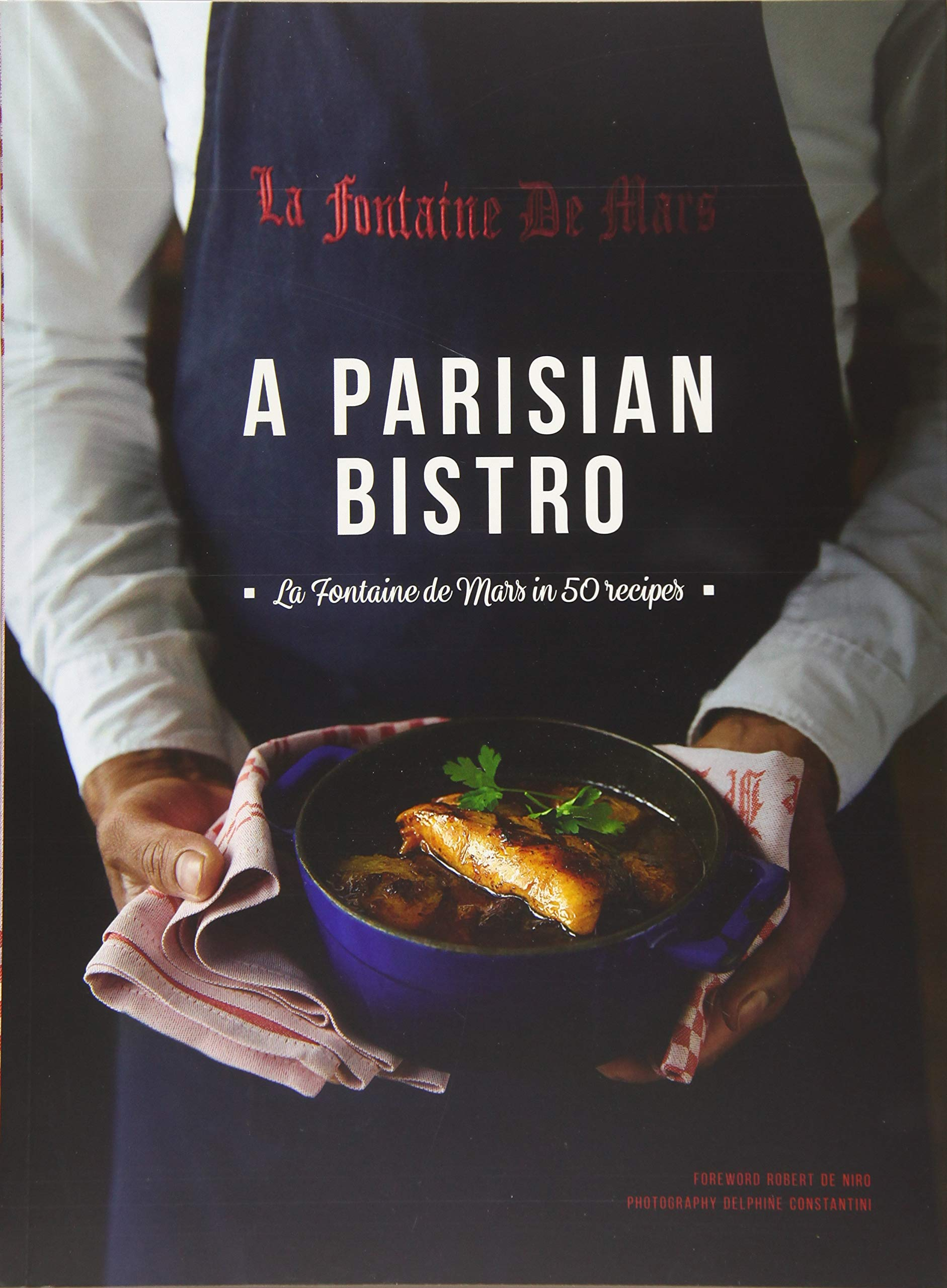 Fontaine de Mars cookbook
