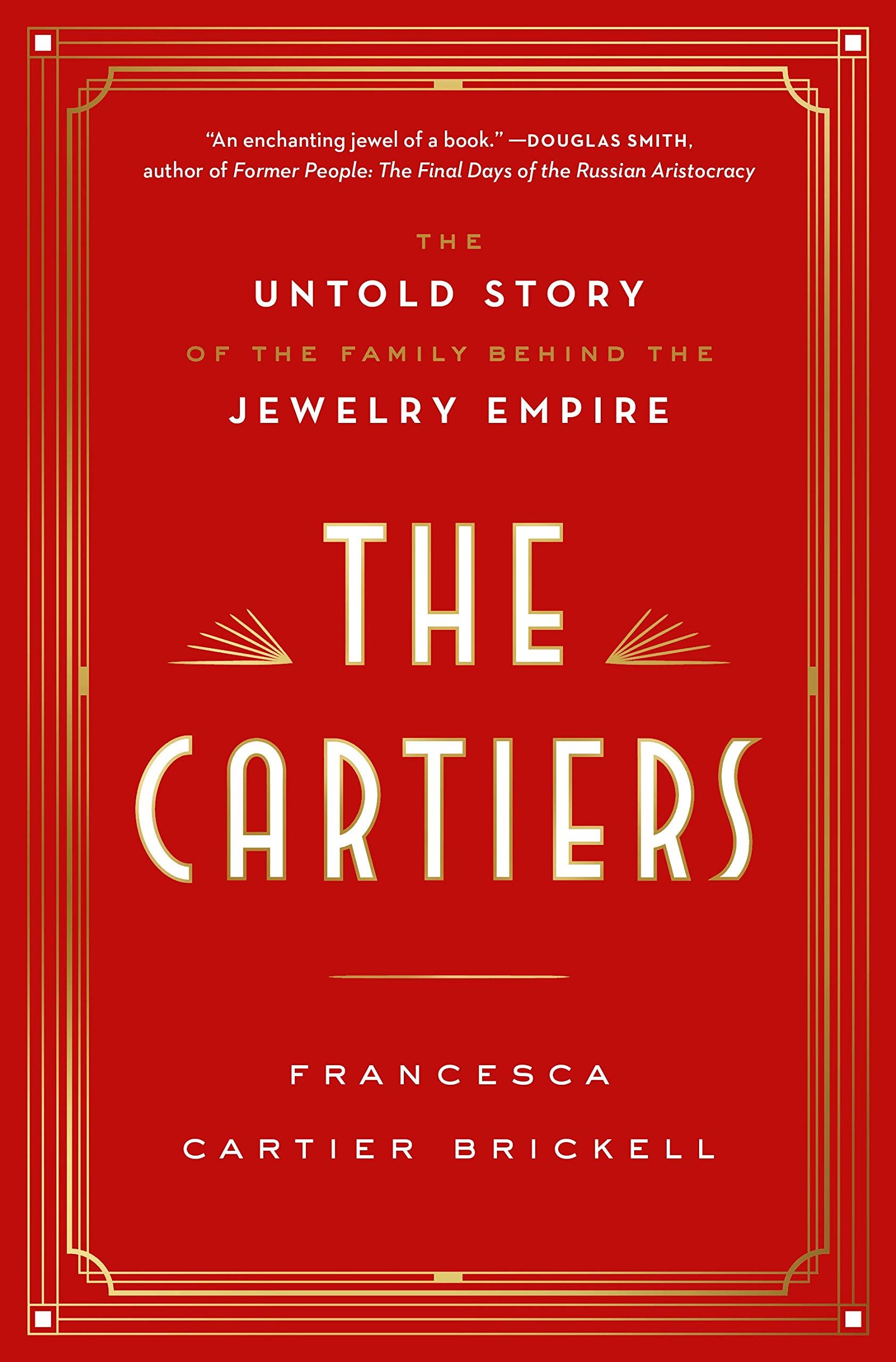 The Cartiers book