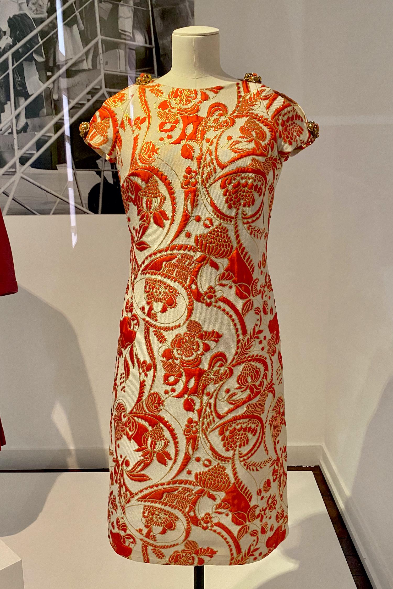 Marc Bohan dress