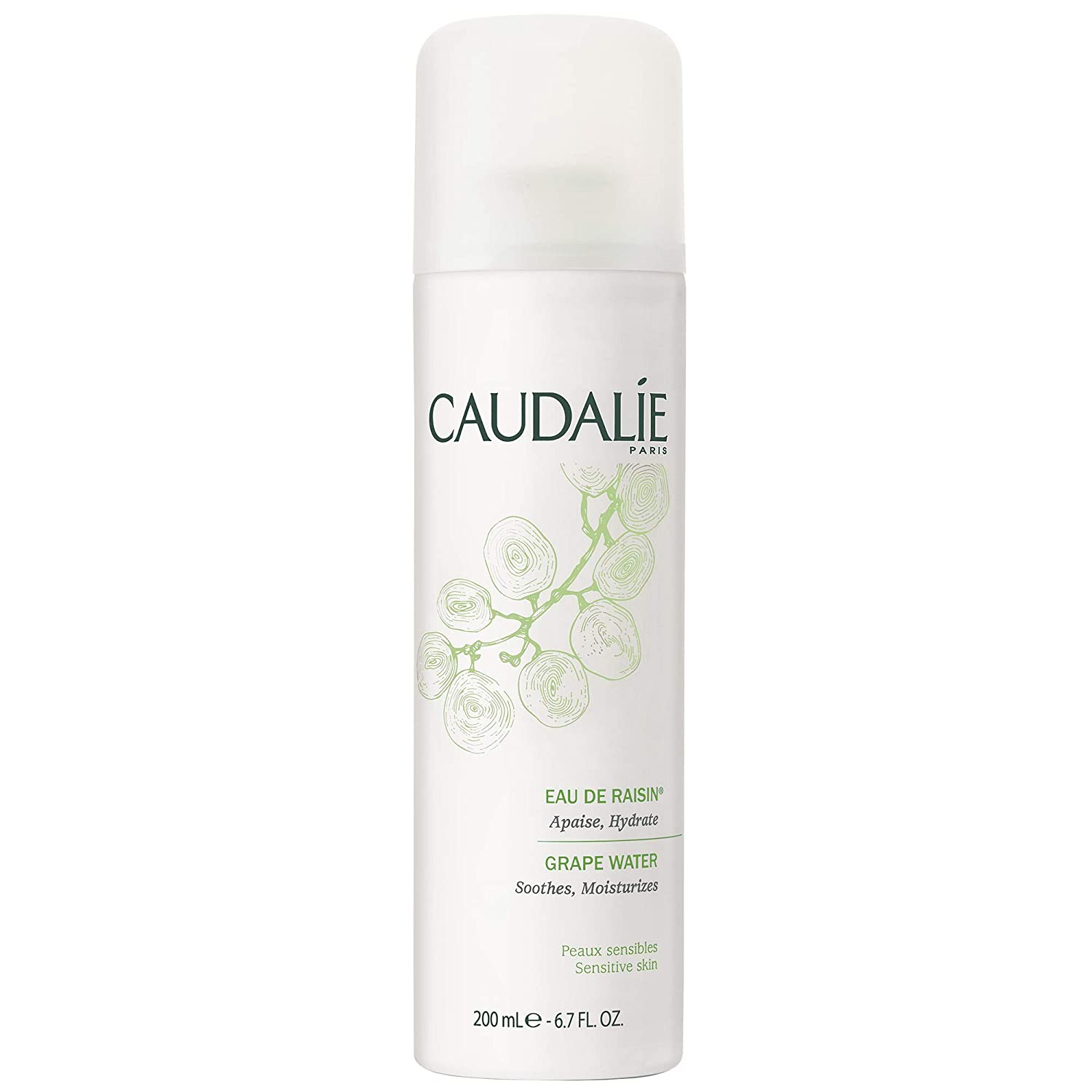 French Summer bag essentials Caudalie Thermal Water