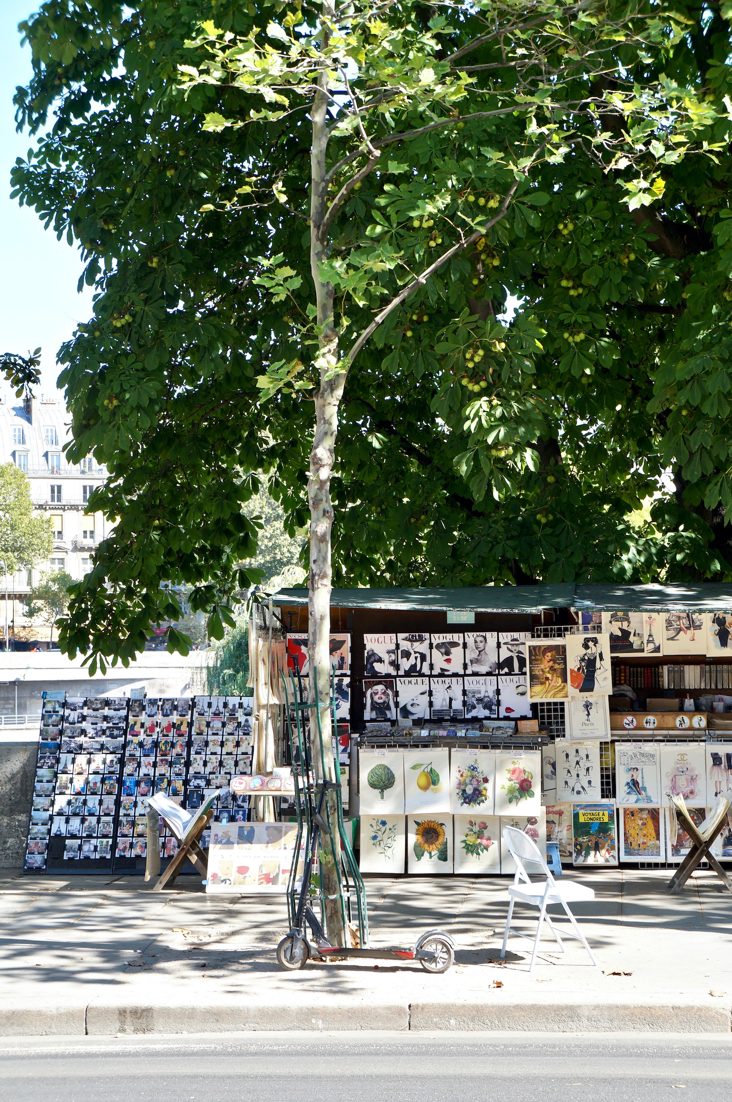 Two years of living in Paris September Sunday
