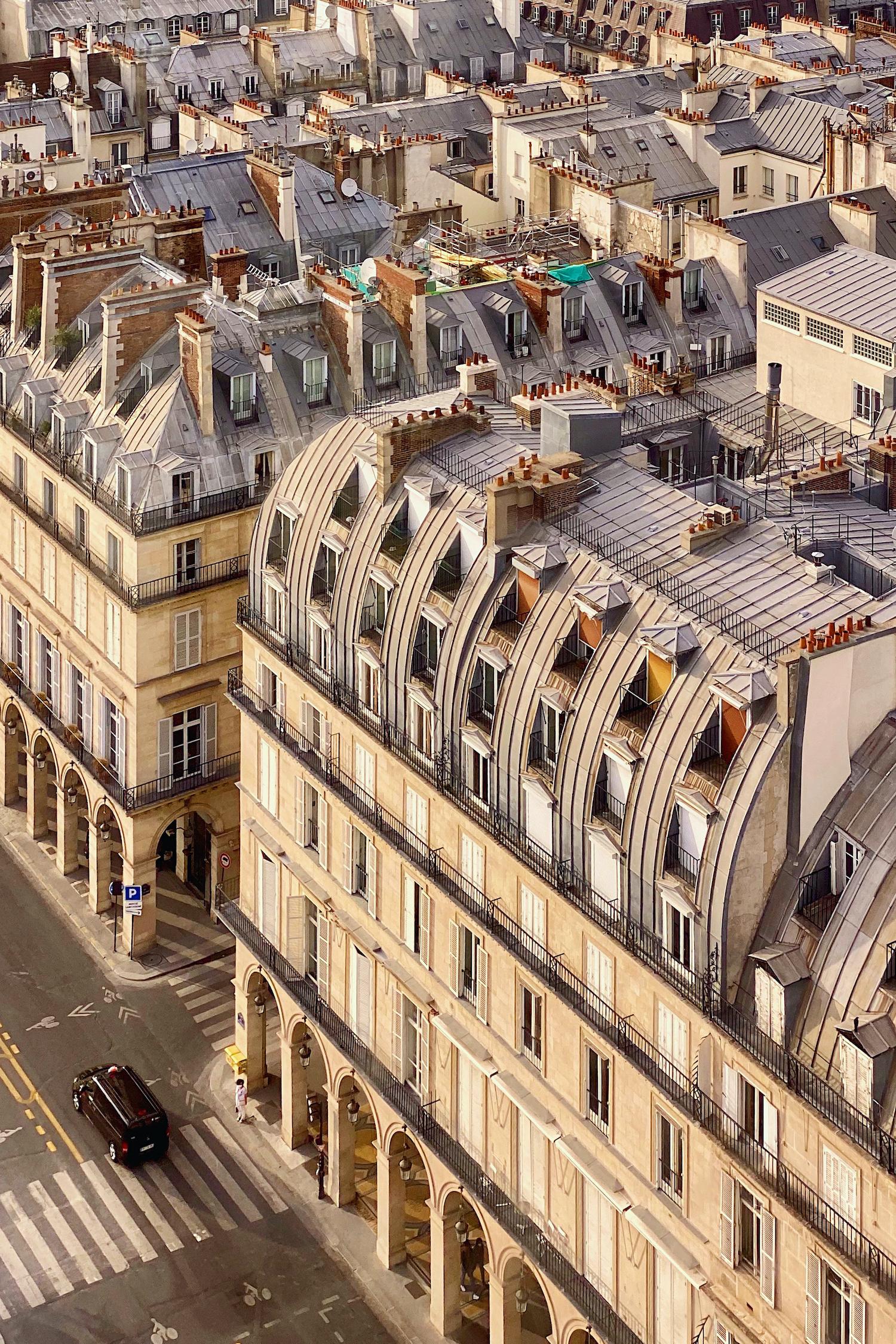 Parisian Rooftops Weekend Links Week 12