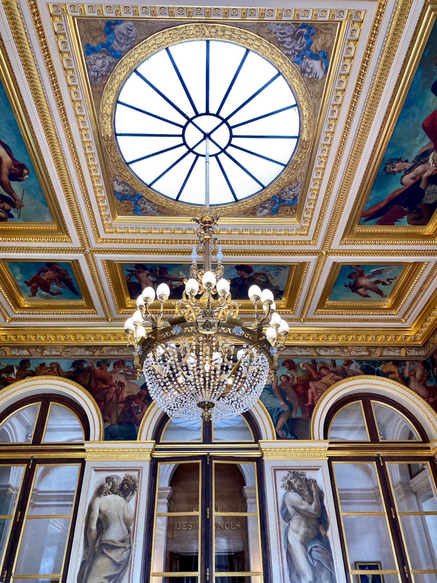 Delacroix ceiling