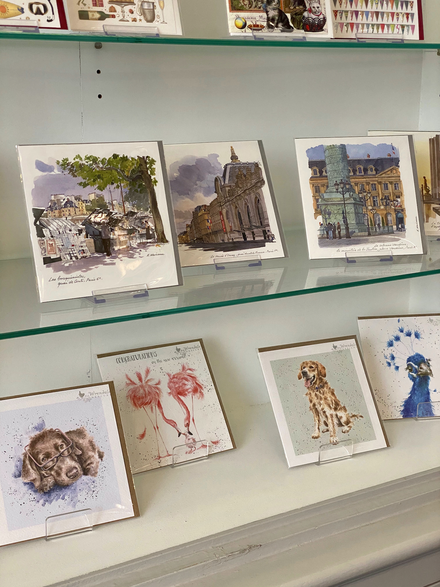 Olivier de Sercey cards