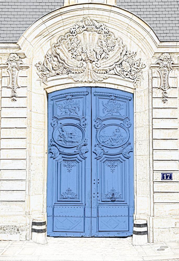 La Porte Bonheur logo