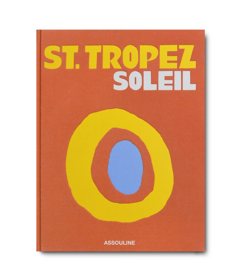 St. Tropez Soleil book Five Friday Finds from France