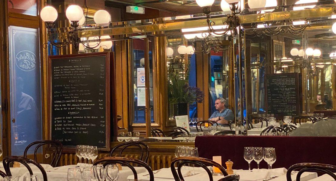 top five classic french restaurants in Paris
