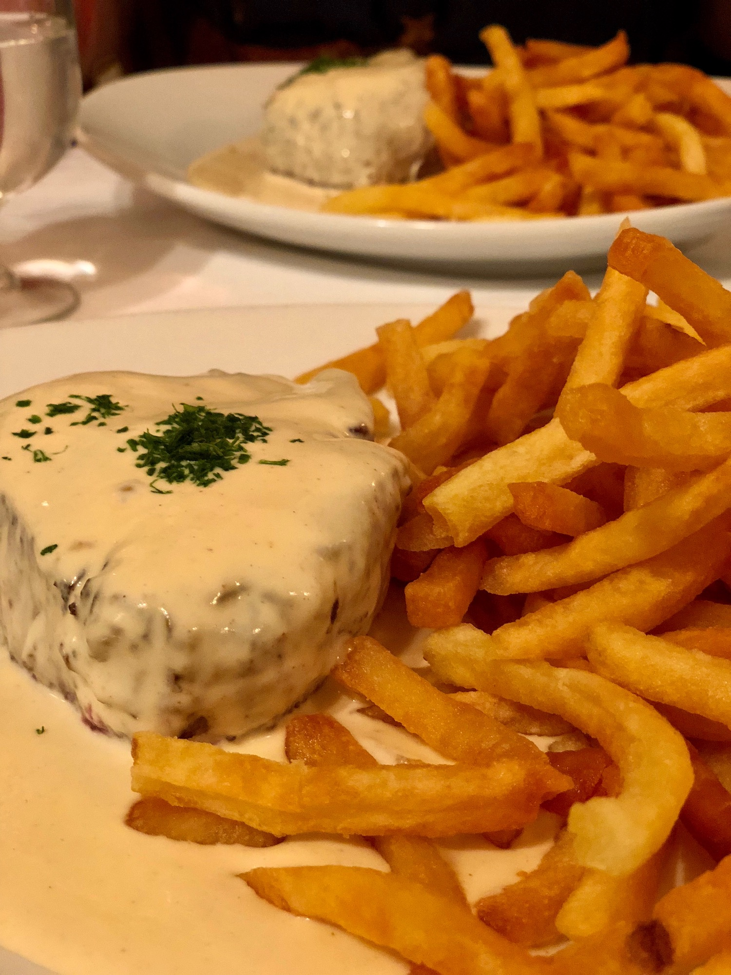 Top Five Classic French restaurants in Paris Chez Georges Rue du Mail
