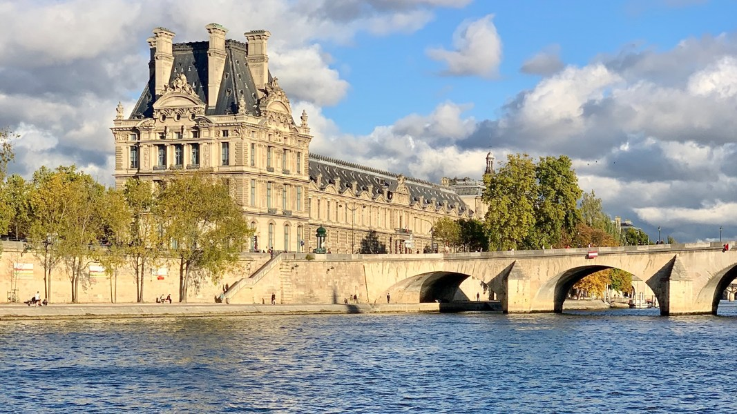what i'm excited for in october in Paris