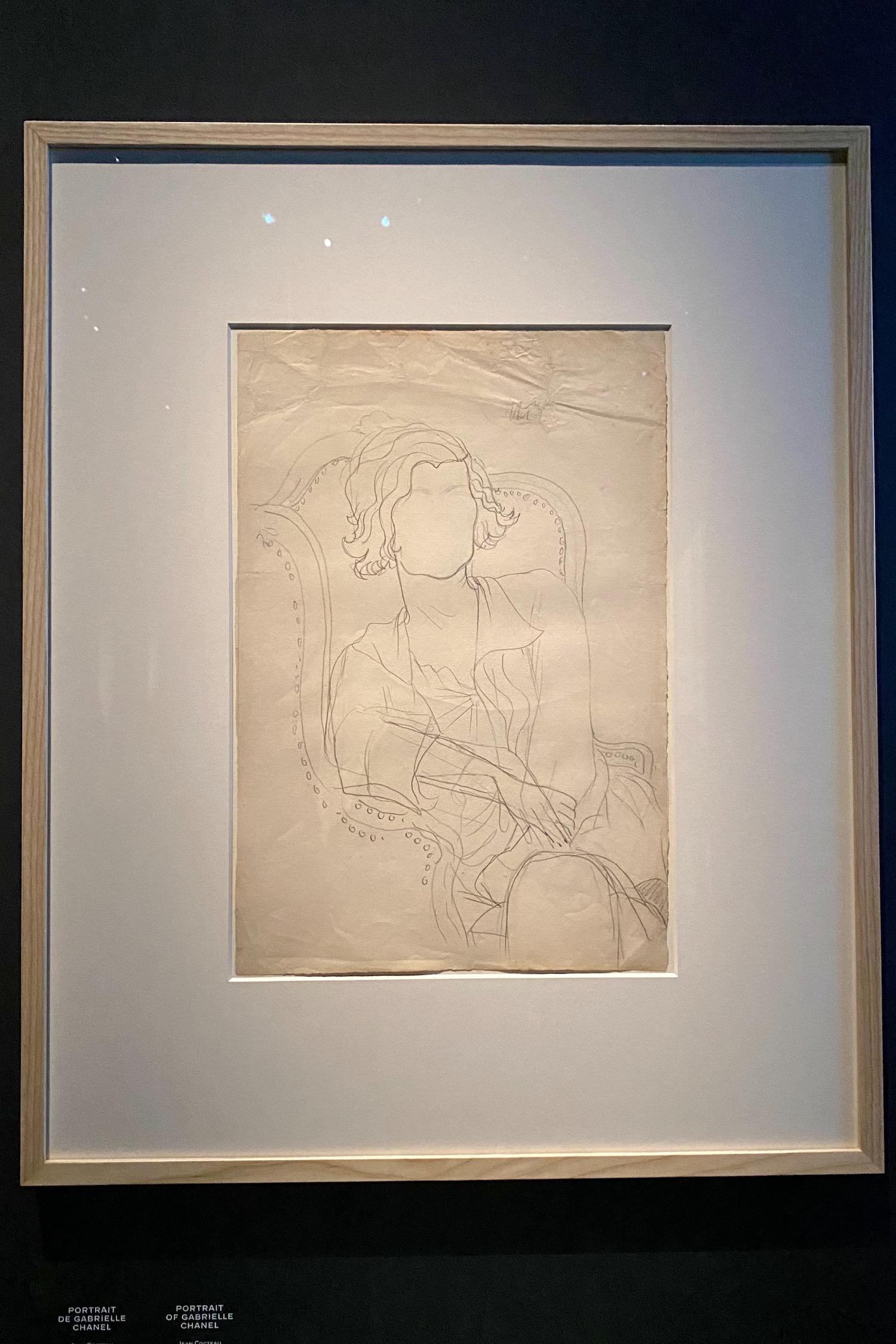Gabrielle Chanel Portrait
