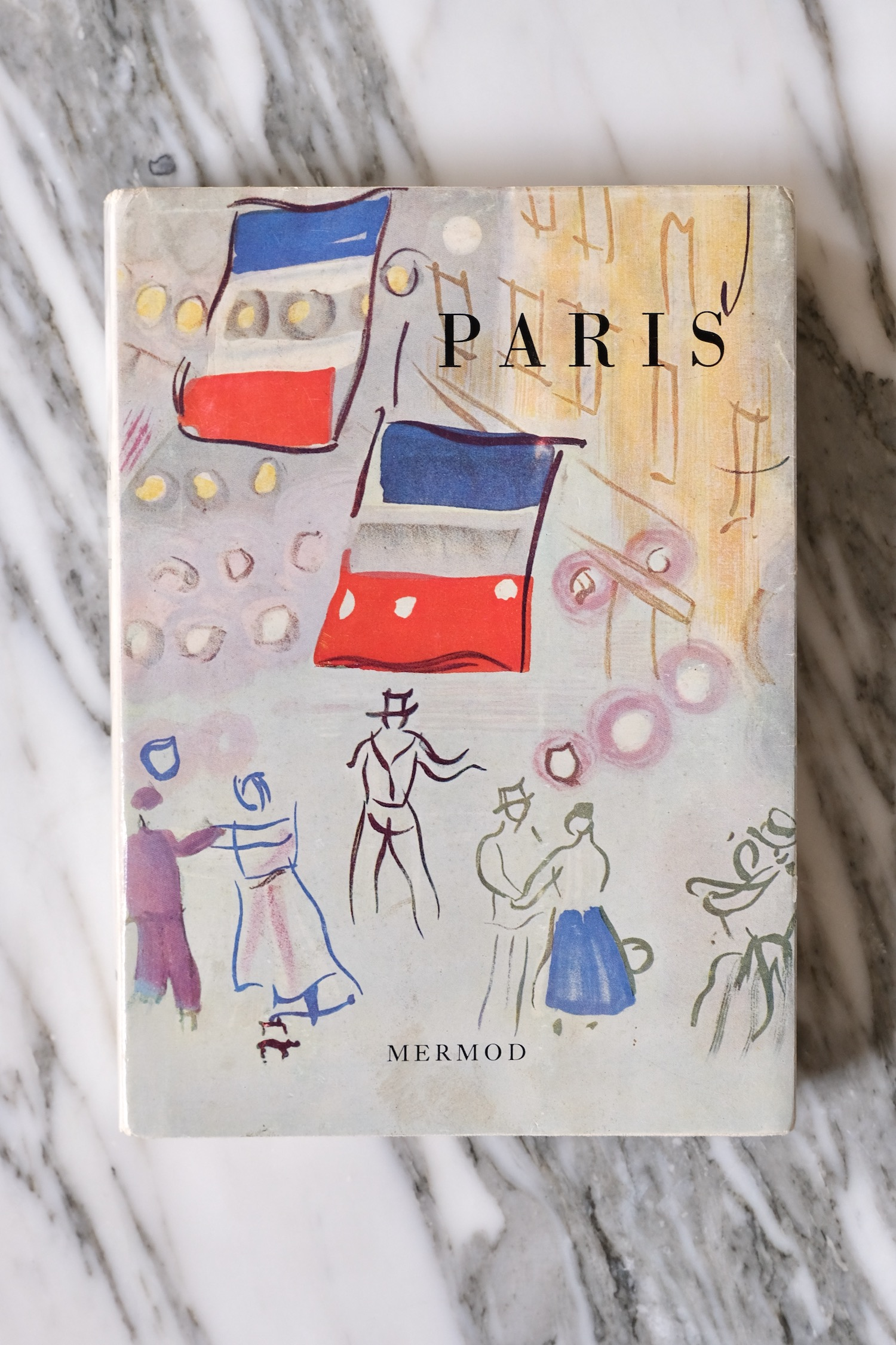 Paris Writers Painters Book