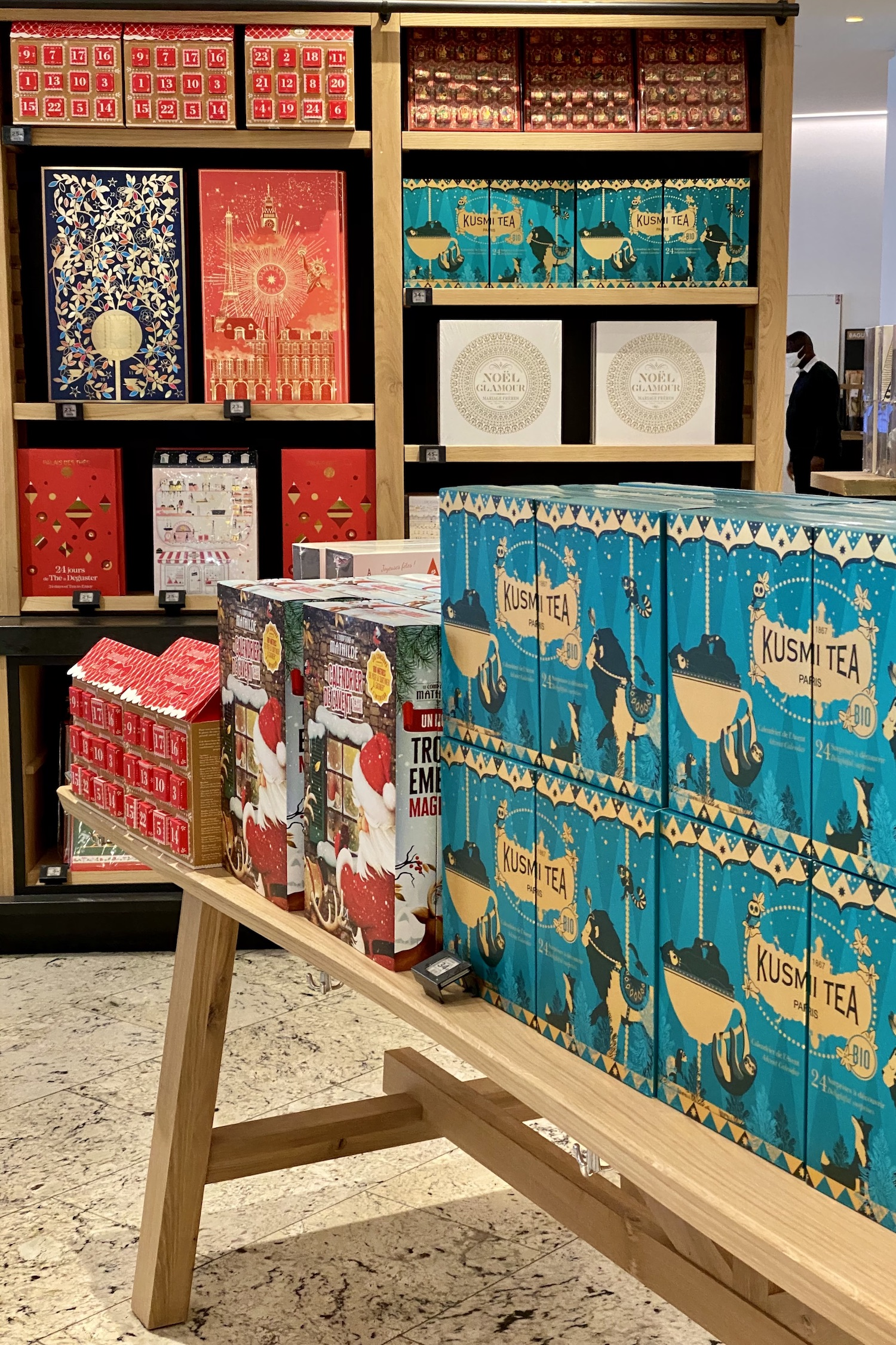 French Advent Calendars Available online 2020