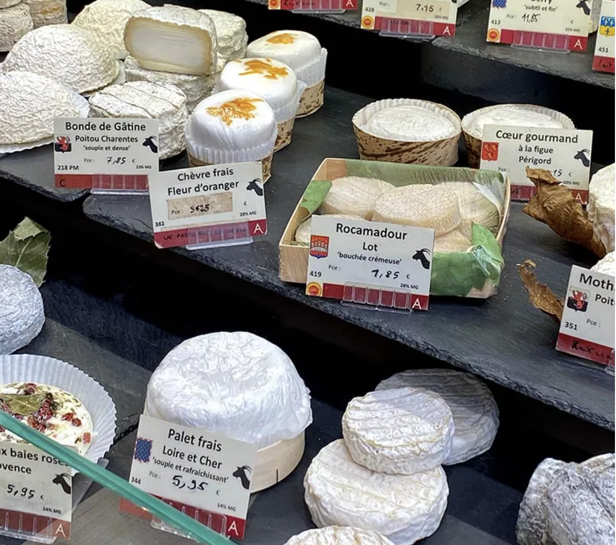 Seven Best Cheese Shops in Paris Urbansider Story