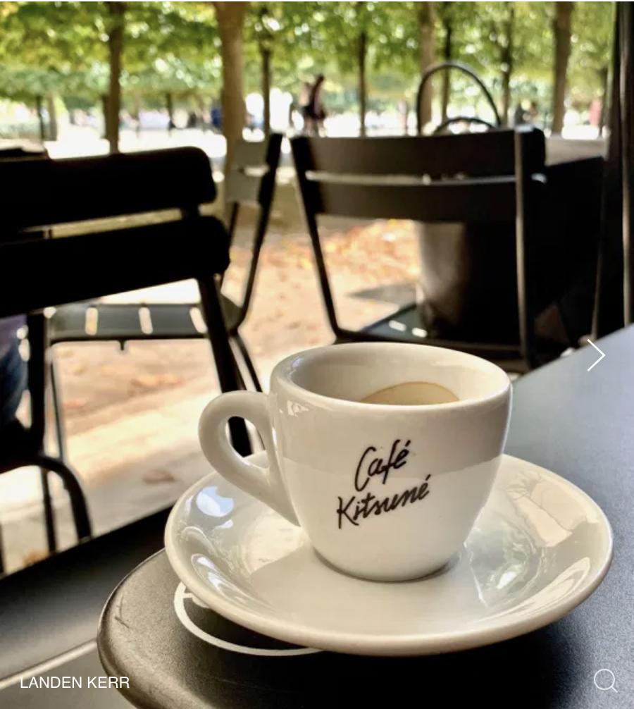 Café Kitsuné Urbansider Review