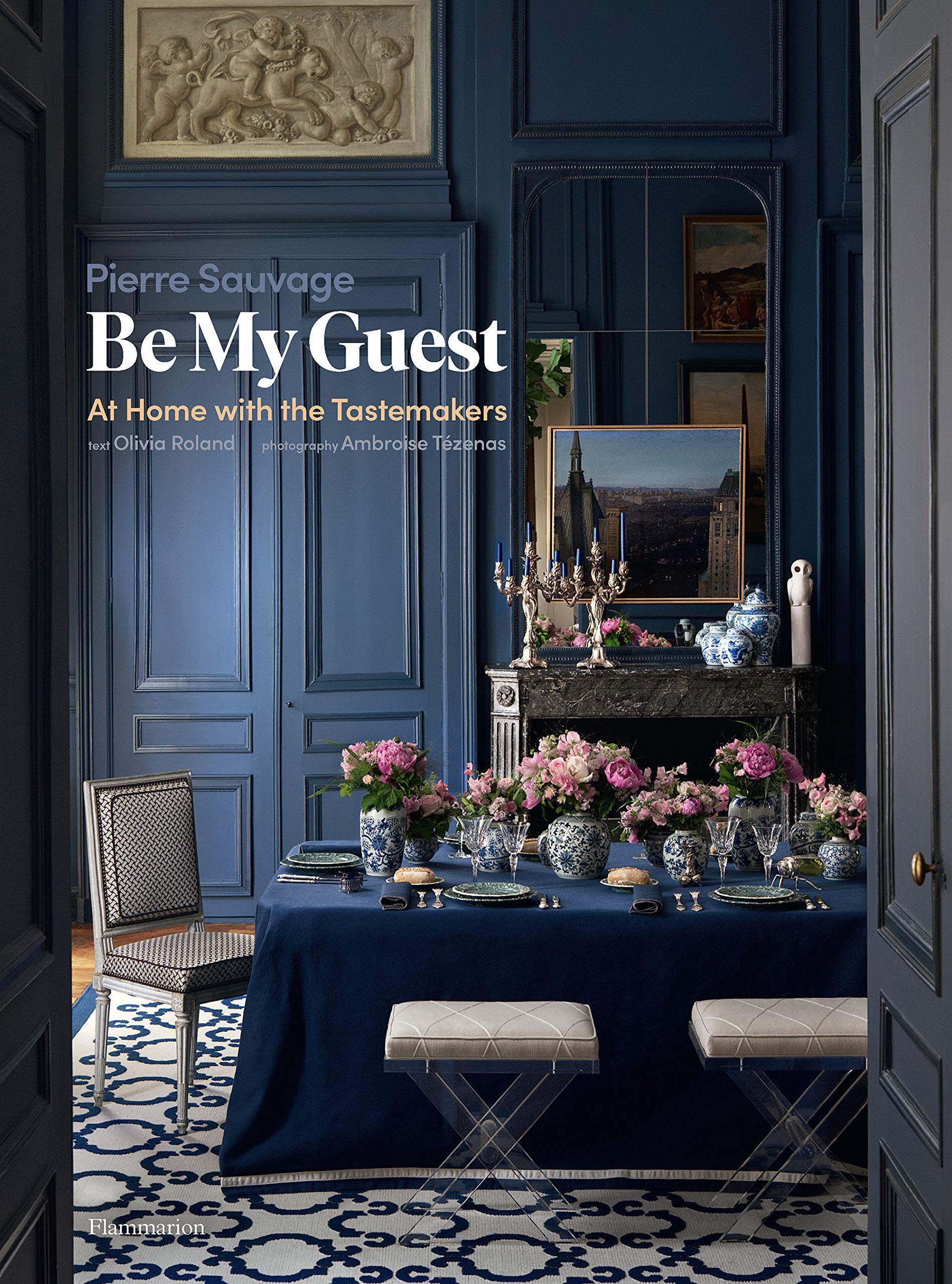 Francophile Gift Ideas Be My Guest At Home with the Tastemakers book