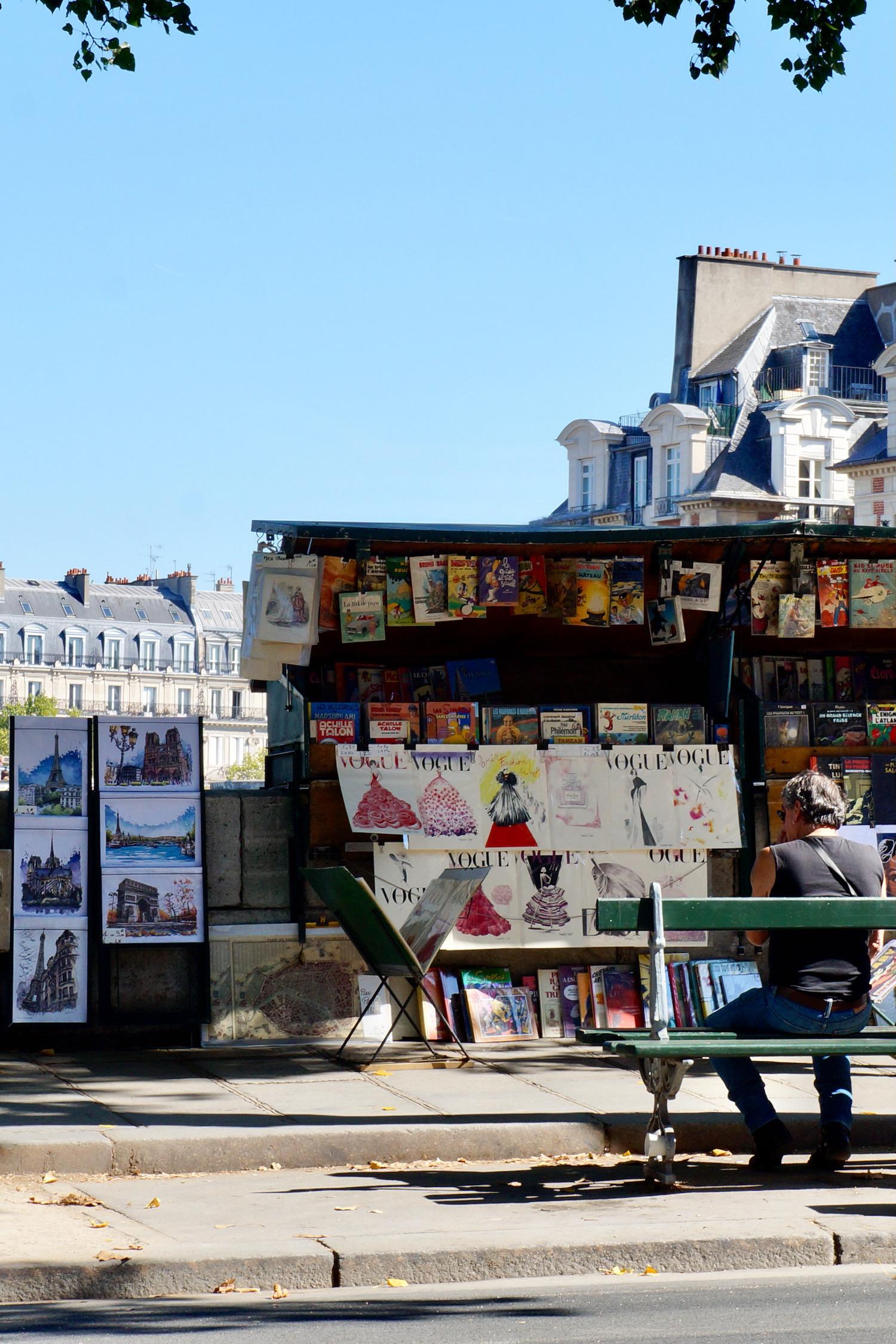 the bouquinistes auction