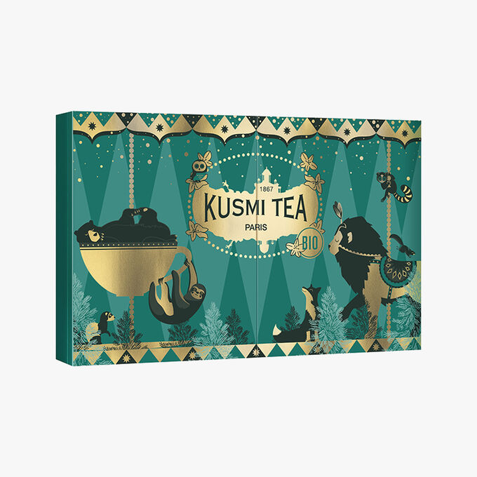 French Advent Calendars Available Online 2020 Kusmi Tea