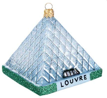 Louvre pyramid ornament