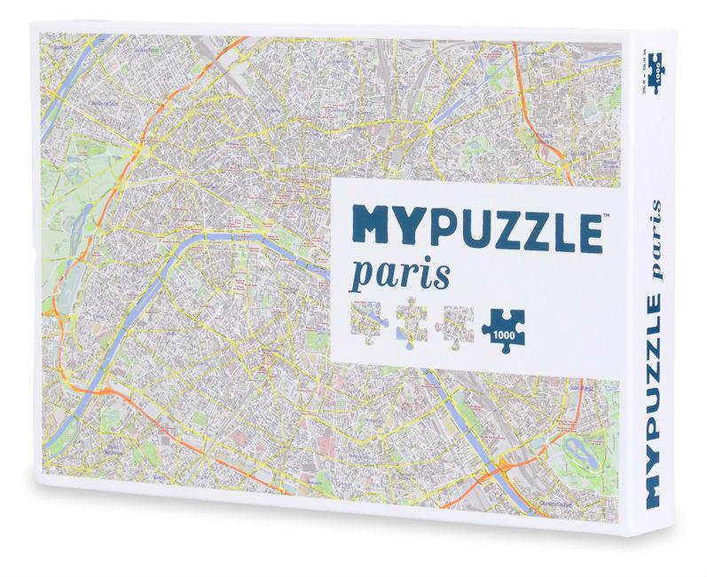 Francophile gift ideas MyPuzzle Paris