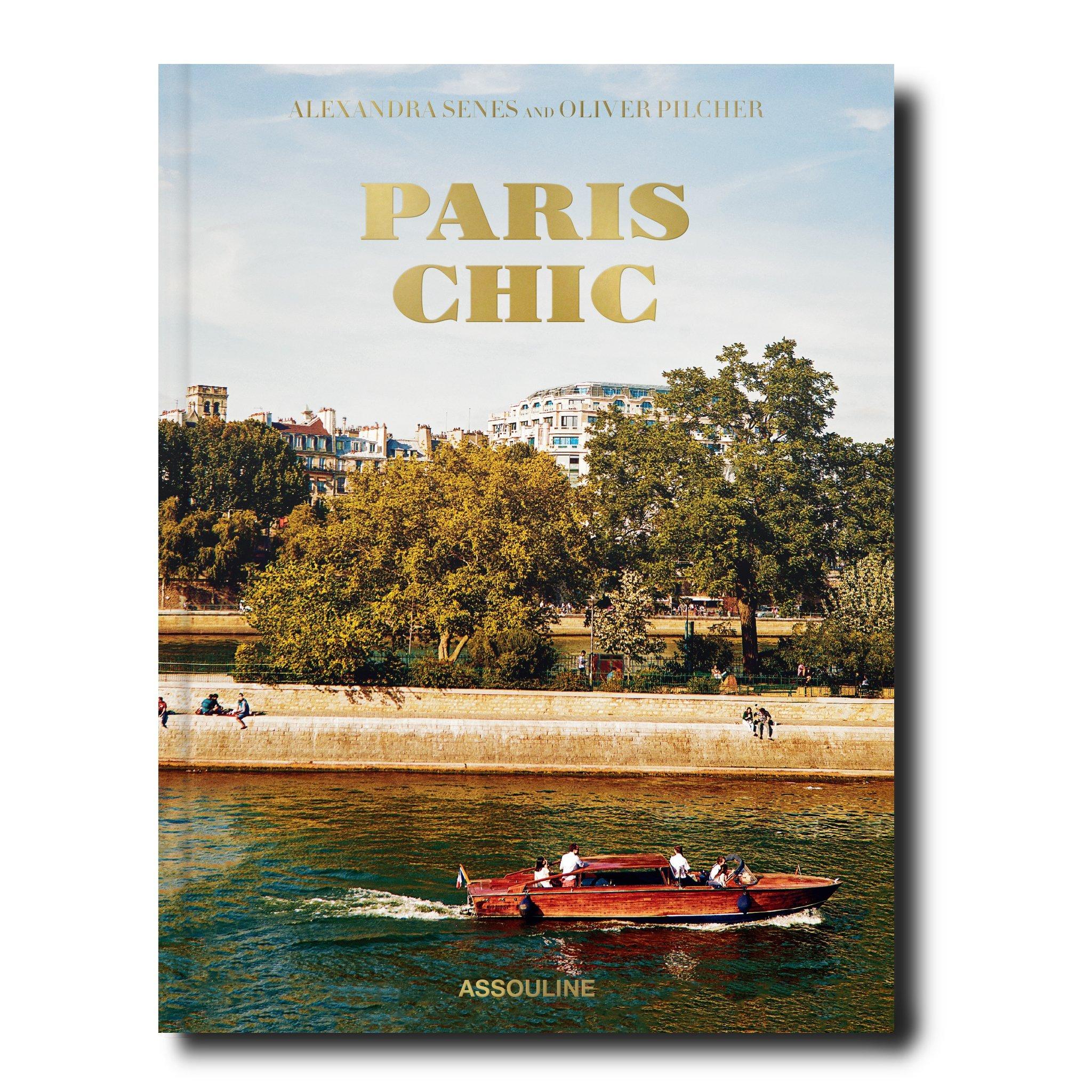 Paris Chic book