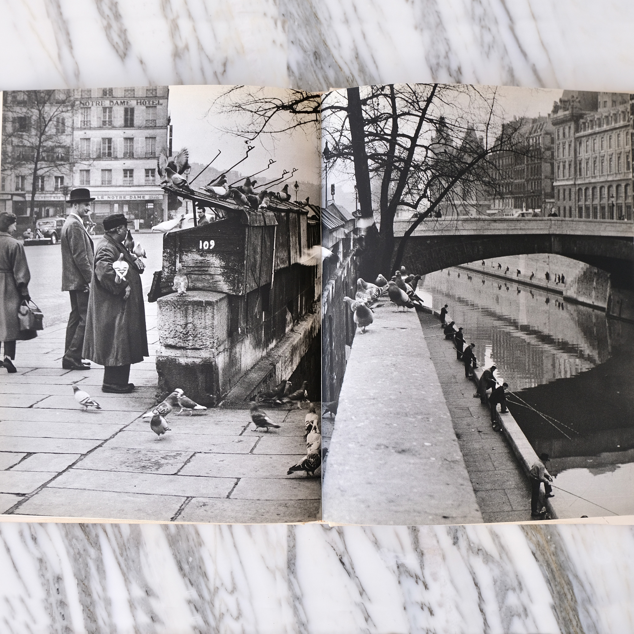 Paris poems book
