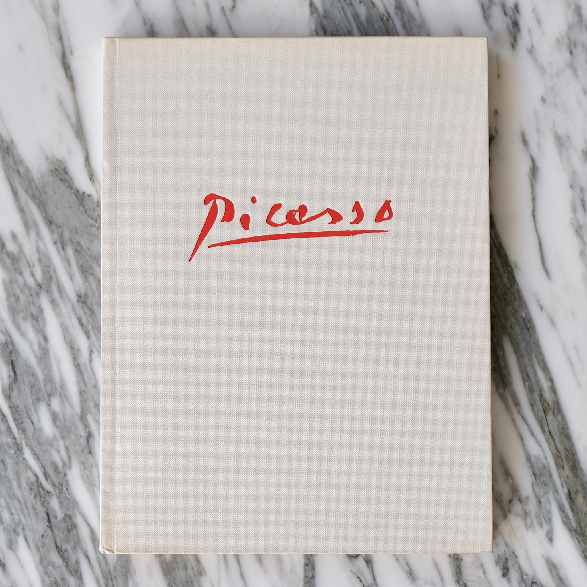 Picasso par Gaston Diehl