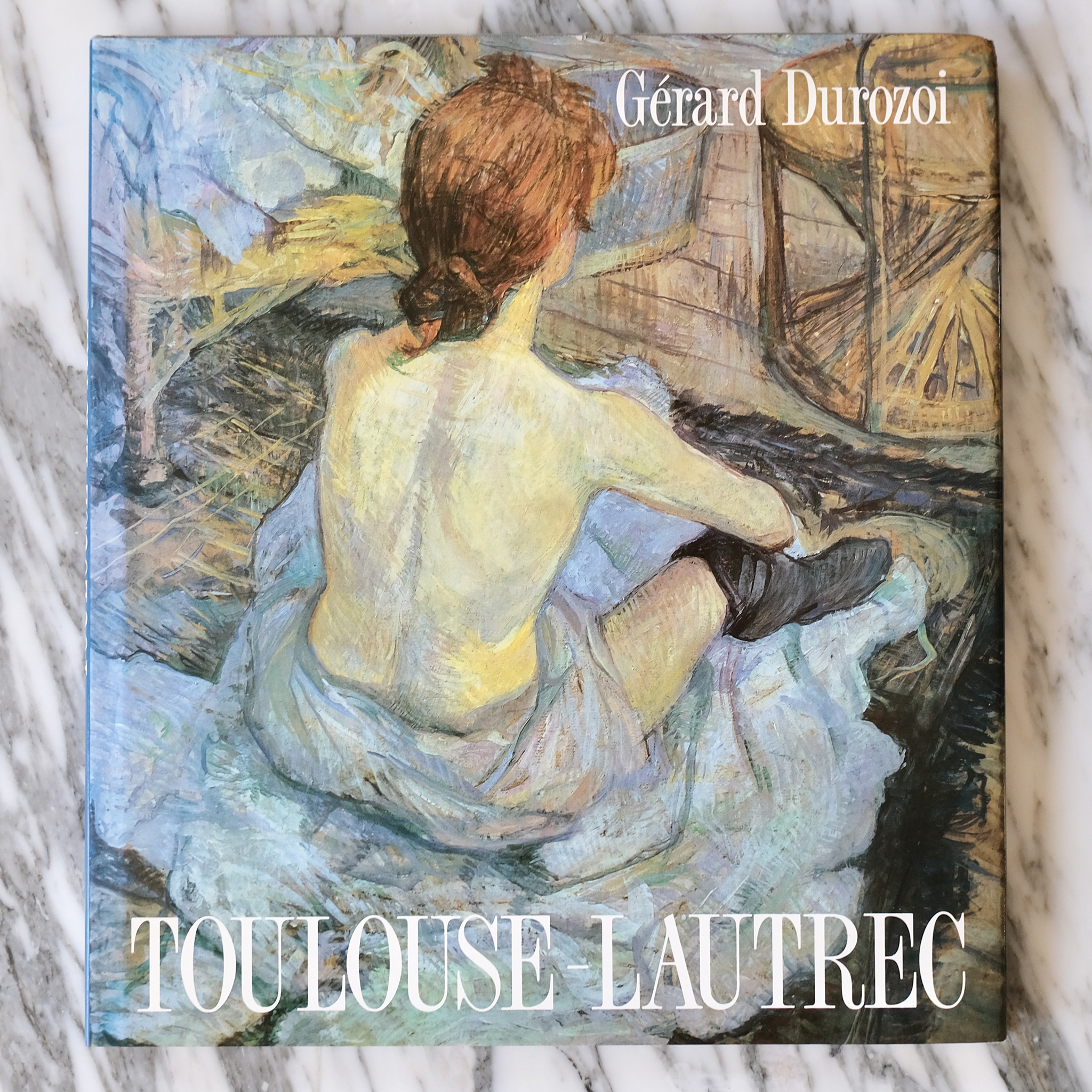Toulouse-Lautrec Book Bouquinistes Auction