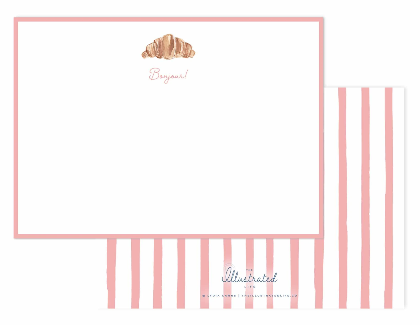 wit & whimsy stationery