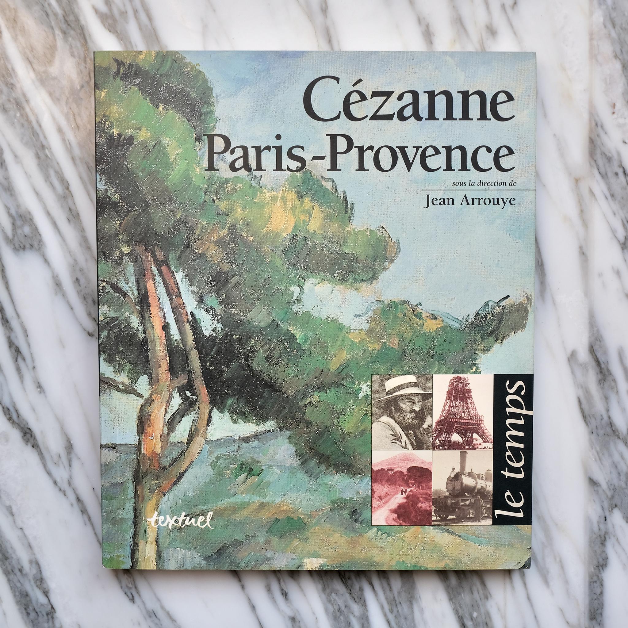second bouquinistes auction Cézanne: Paris - Provence