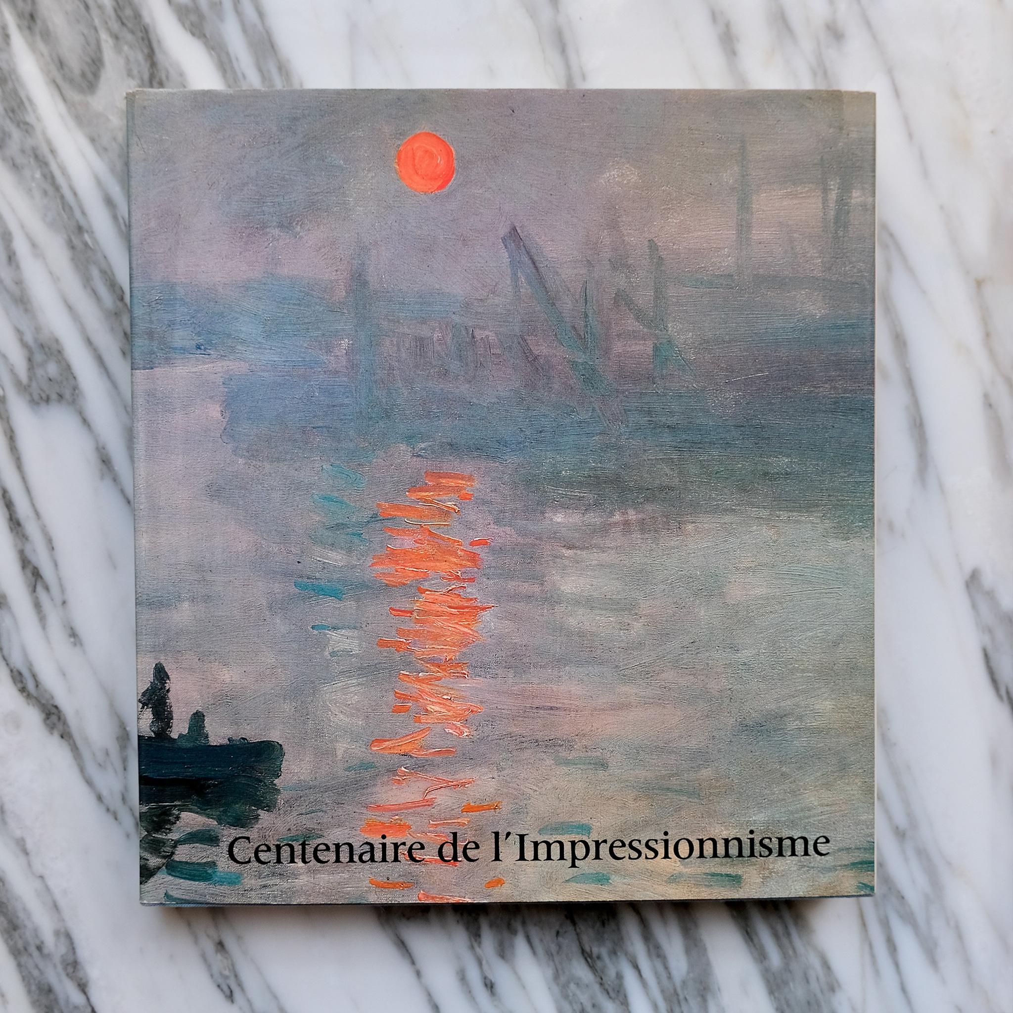 Second Bouquinistes Auction Centenaire de l'Impressionisme