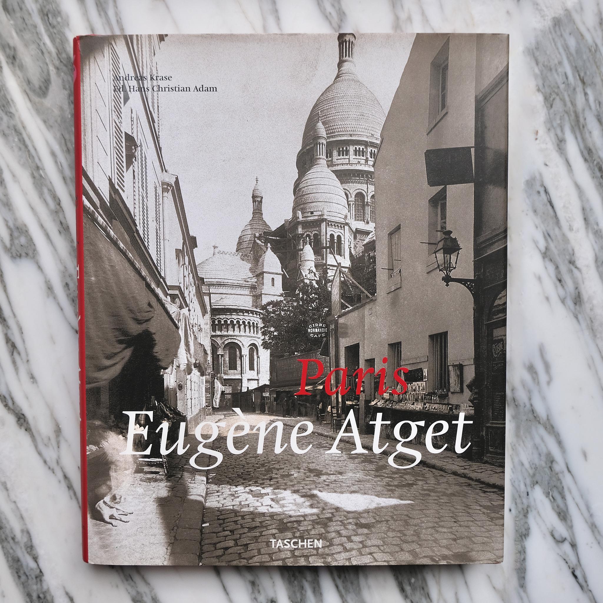 second bouquinistes auction Eugène Atget's Paris