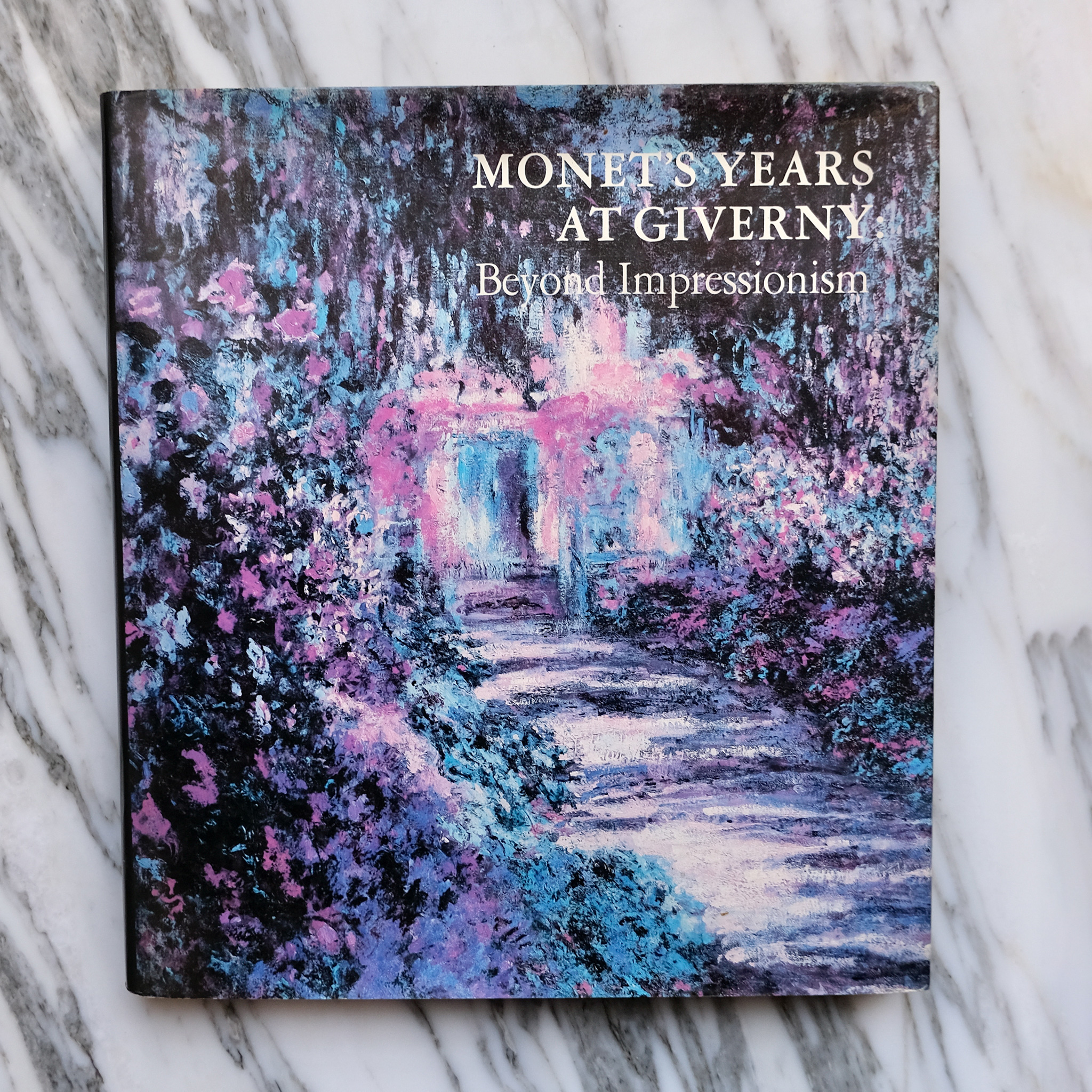 second bouquinistes auction Monet's Years at Giverny