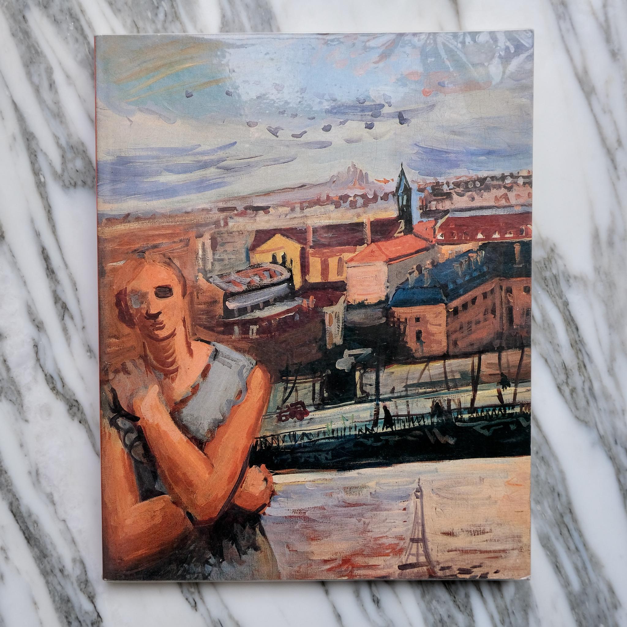 second bouquinistes auction Paris Vu Par Les Artistes Japonais Bulletin