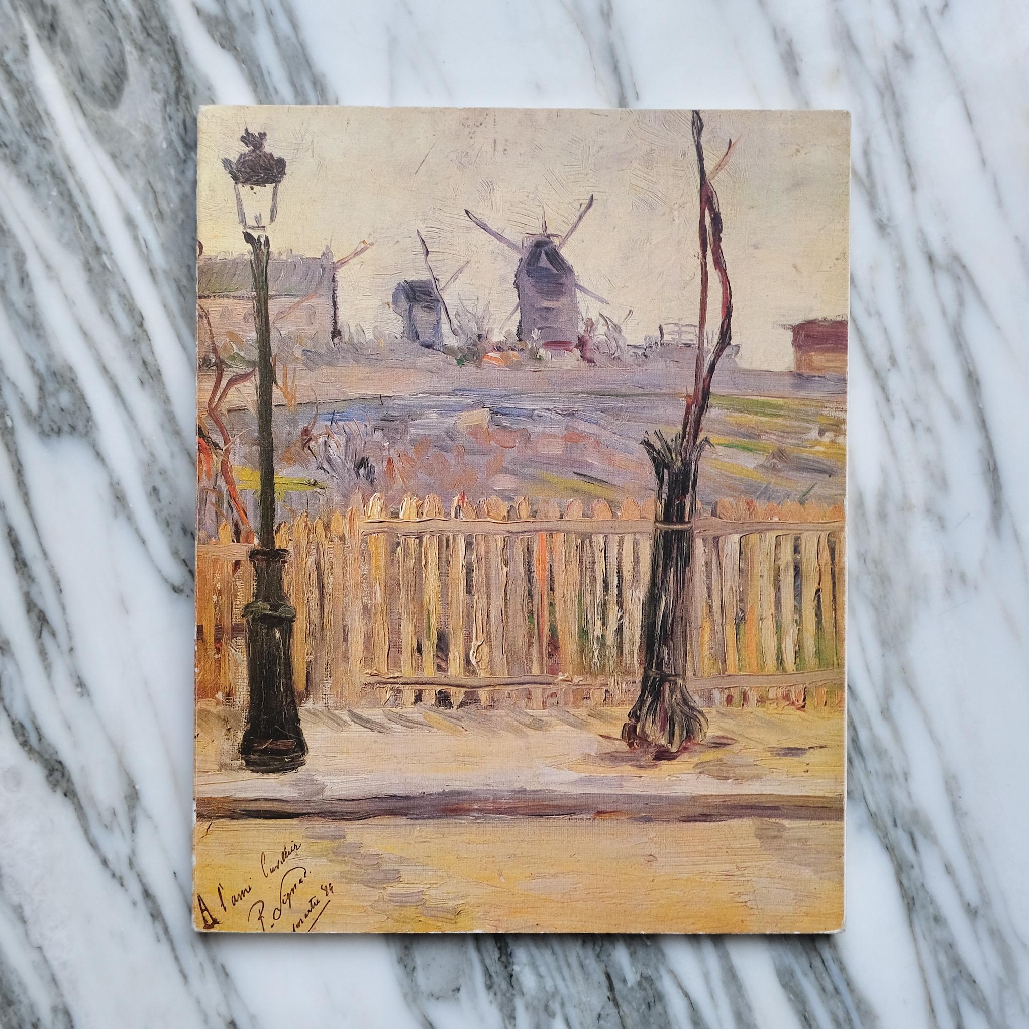 second bouquinistes auction Paris Vu Par Les Peintres Bulletin