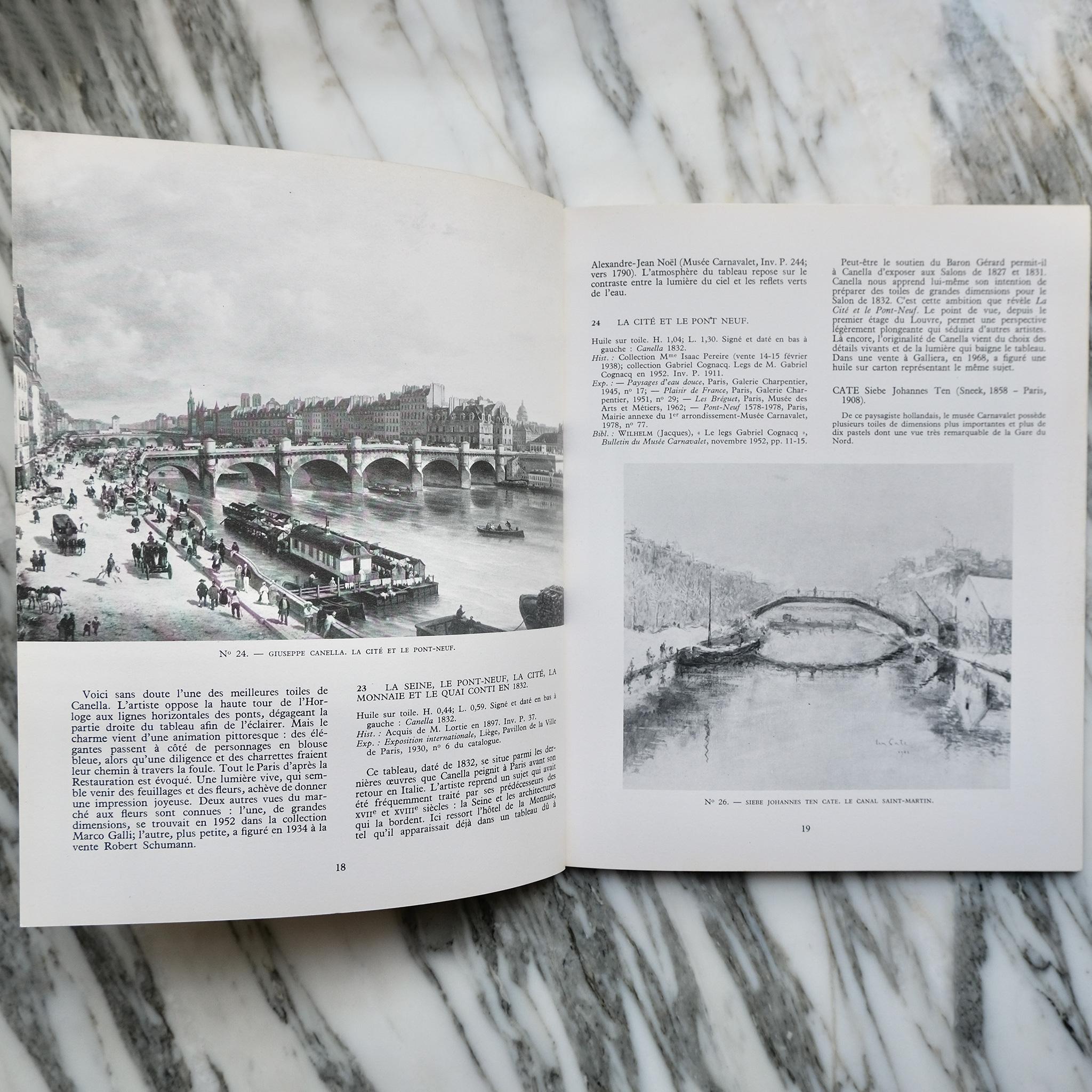 Paris Vu Par Les Peintres Bulletin