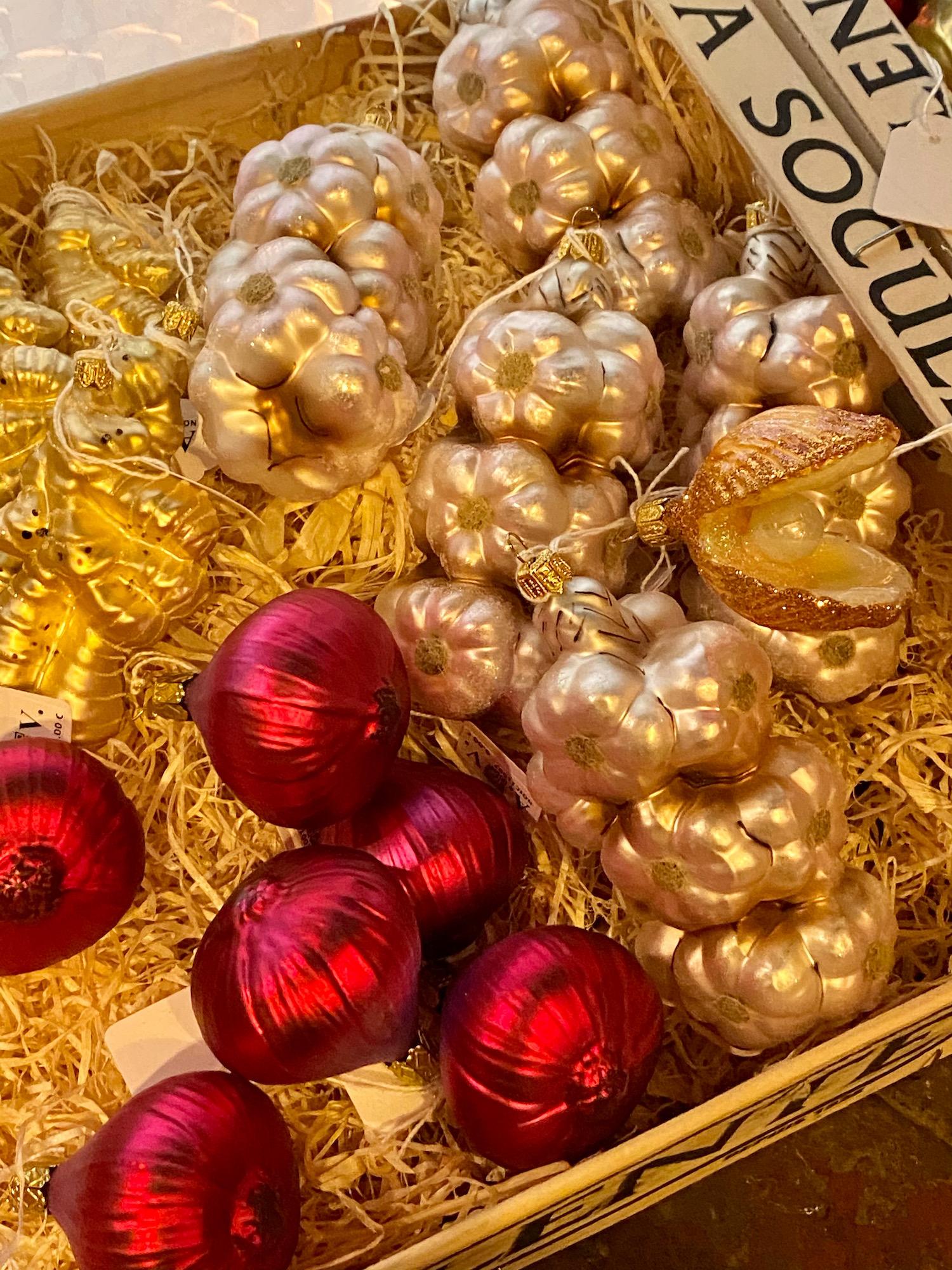 astier de villatte christmas ornament 2020