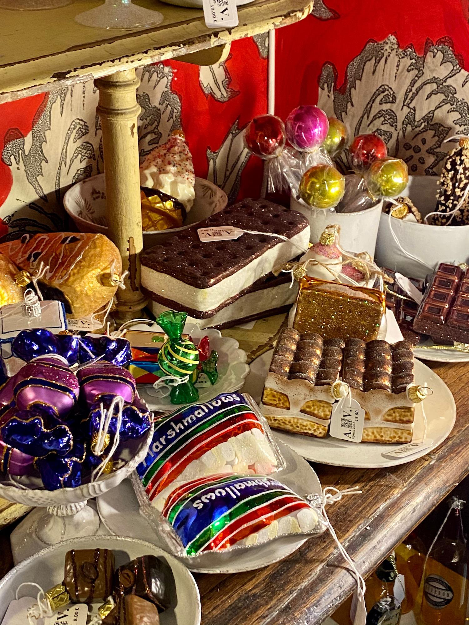 astier de villatte ornaments