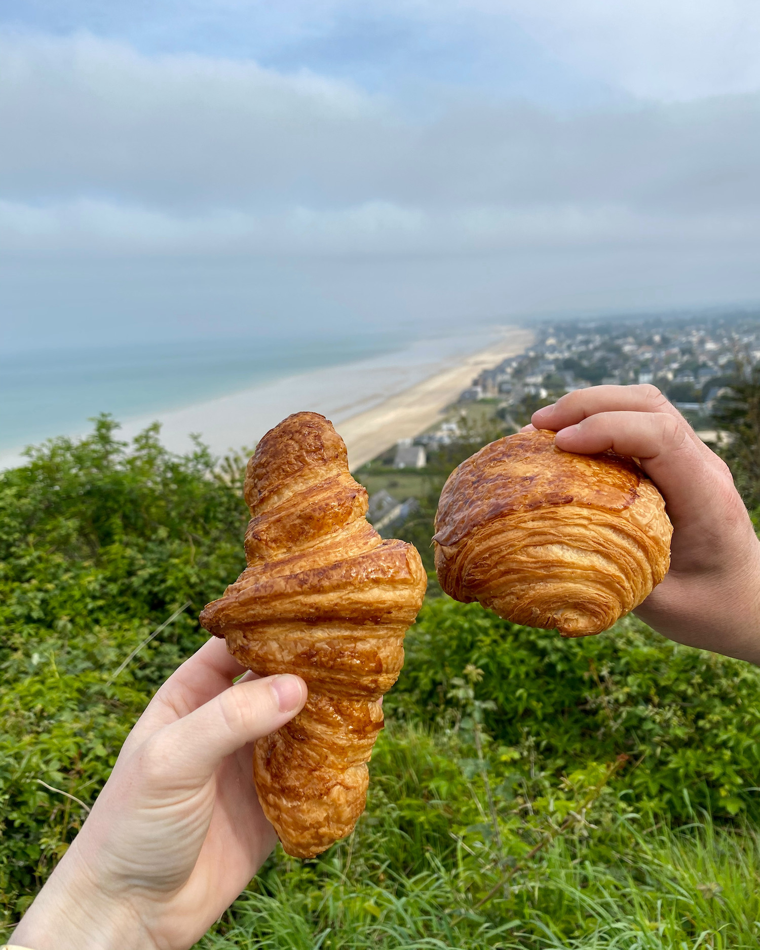 favorite croissant in normandy