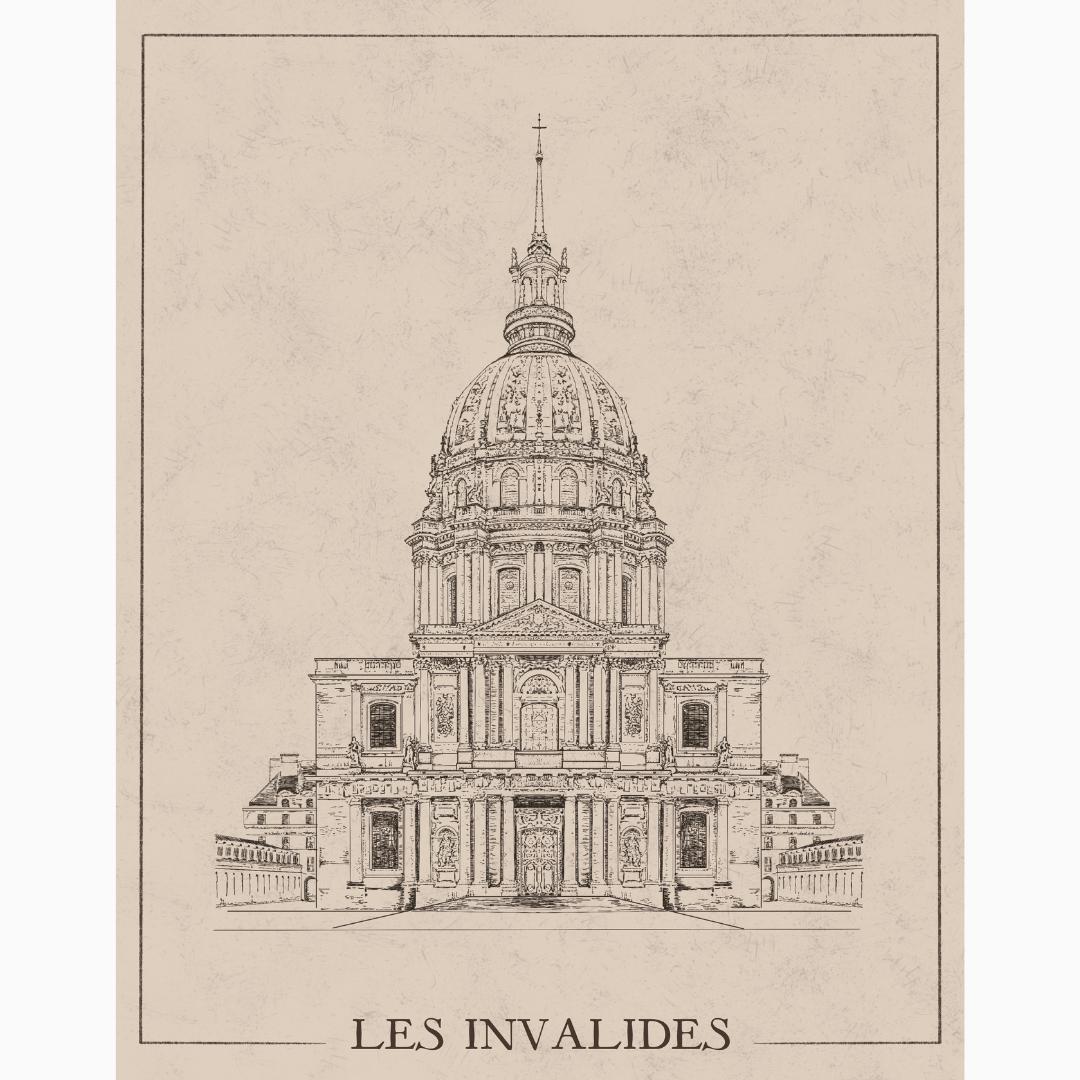 a walk through paris print collection
