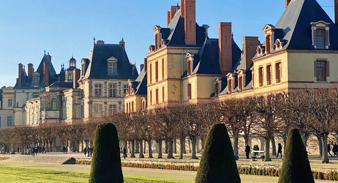 visiting the chateau de fontainebleau gardens featured