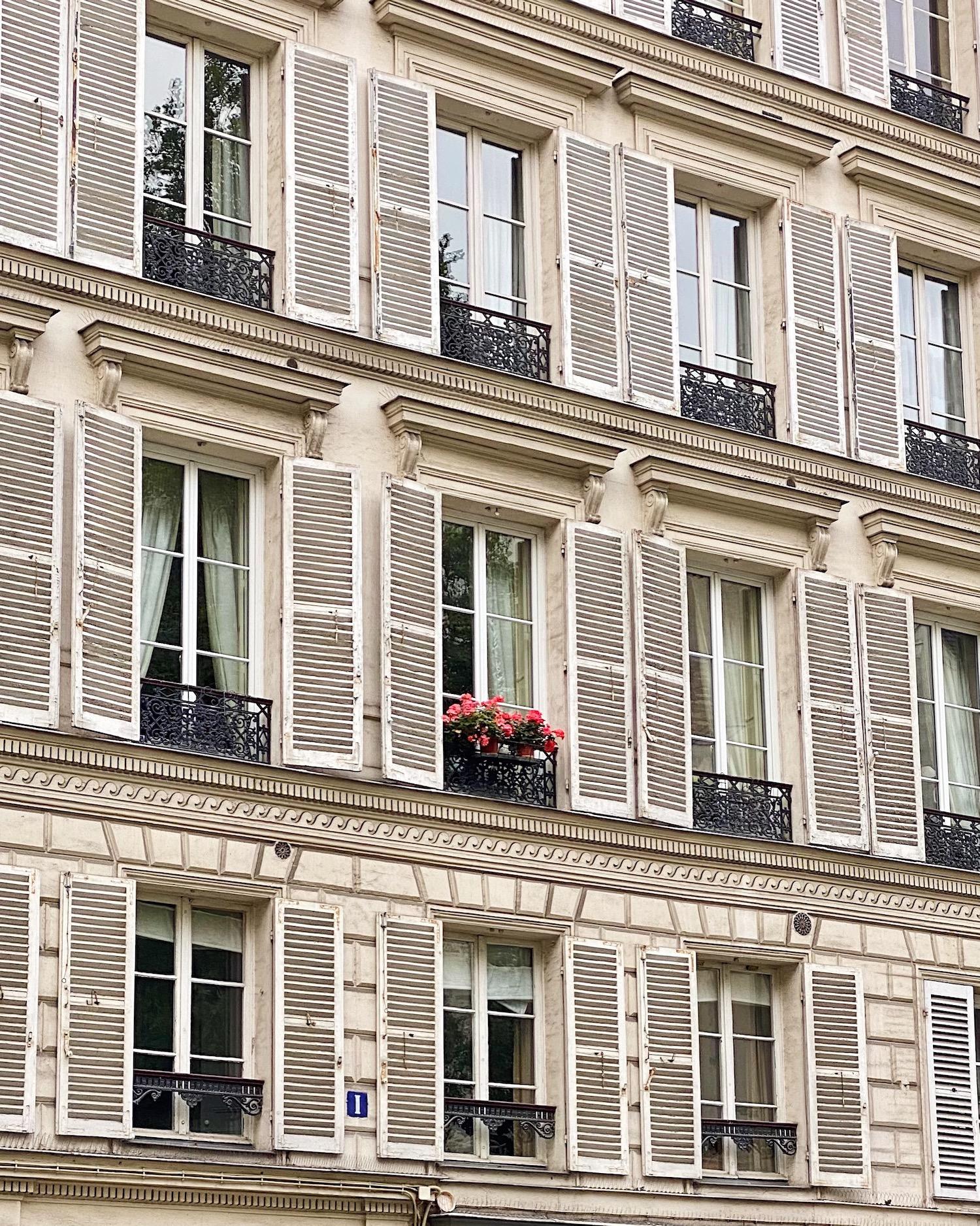 rue jacob apartment