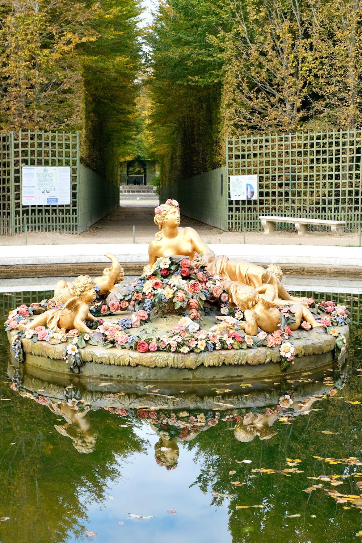 fountain chateau de versailles