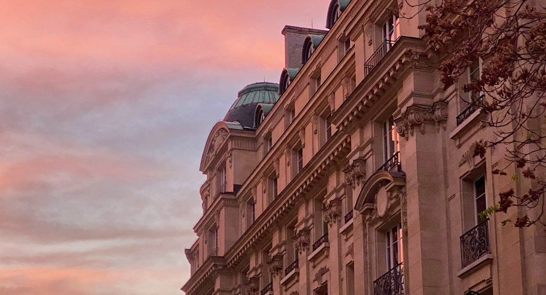 five friday finds from france sunset rue montalembert featured