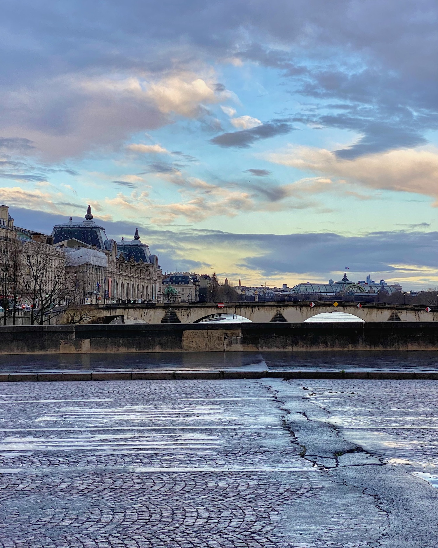 paris winter morning. five friday finds from france featuring the best truffle brie cheese in paris