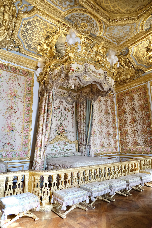 queens' bedroom