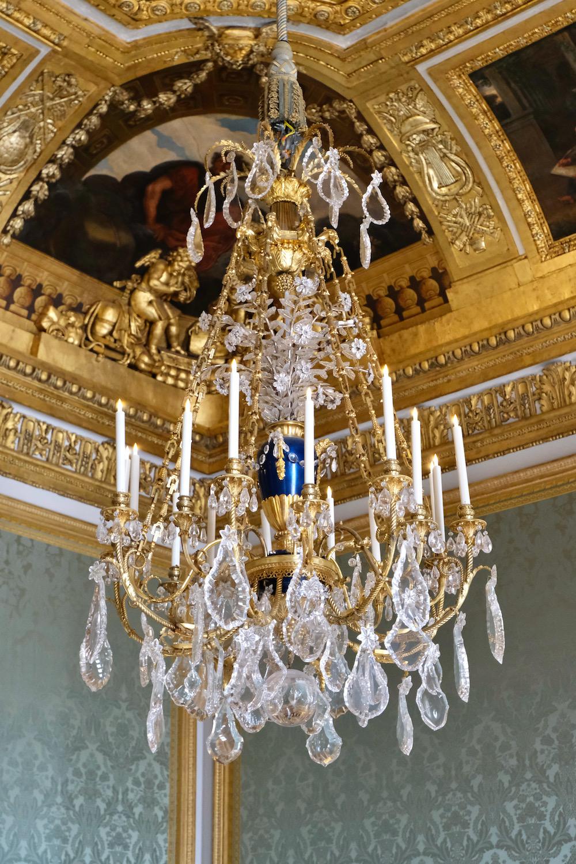 chateau de versailles ceiling