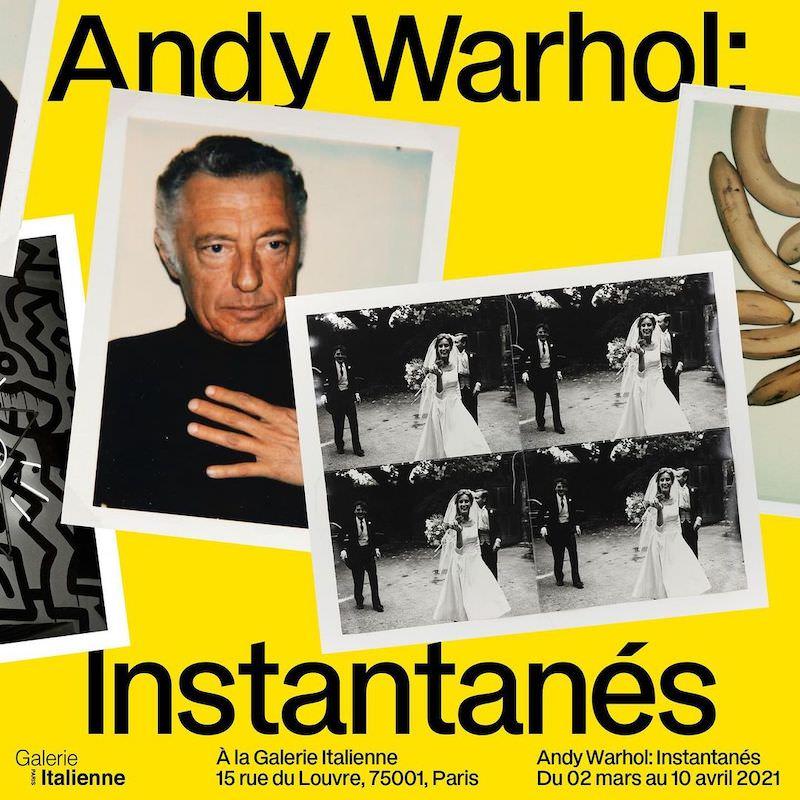 andy warhol exhibit paris